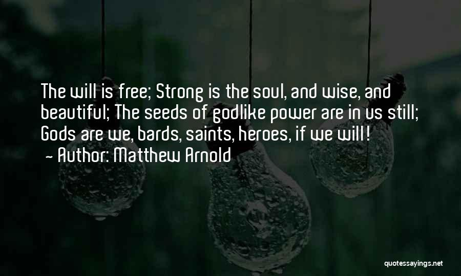 Matthew Arnold Quotes 1841922