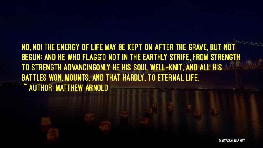 Matthew Arnold Quotes 1848137
