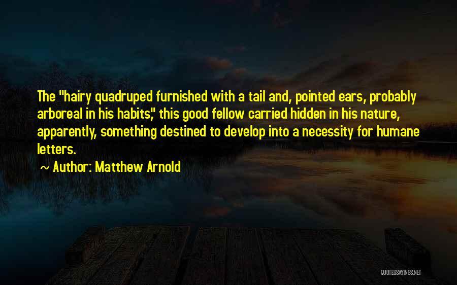 Matthew Arnold Quotes 1931037