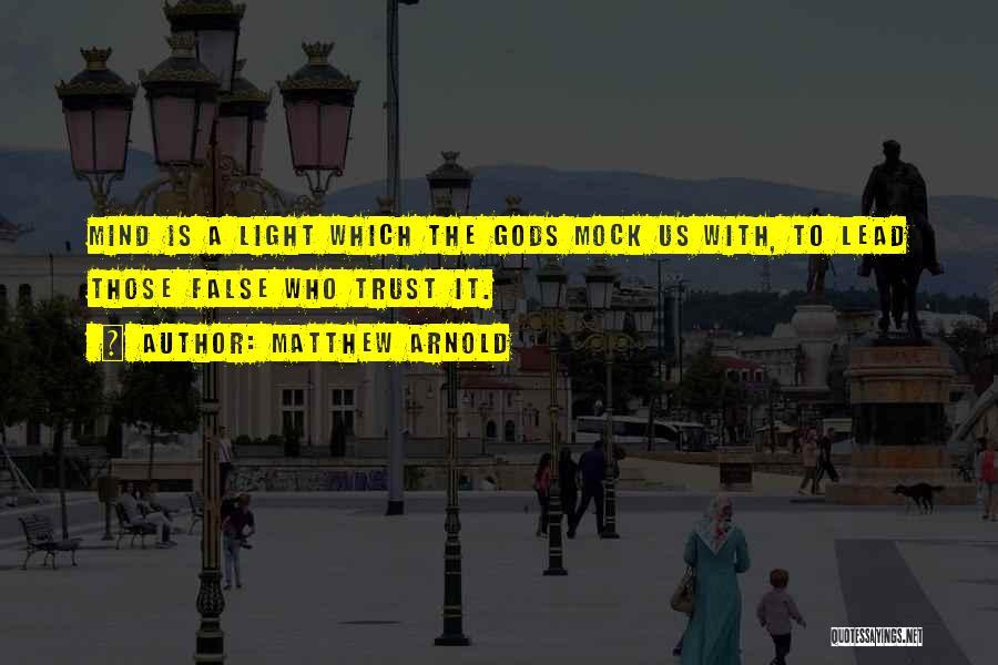 Matthew Arnold Quotes 1961485