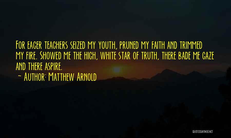 Matthew Arnold Quotes 1961601