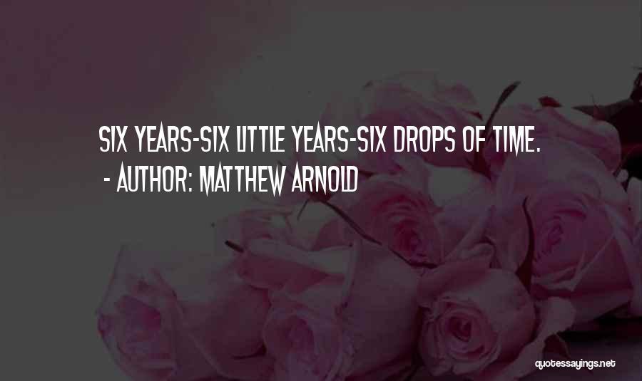 Matthew Arnold Quotes 1993850