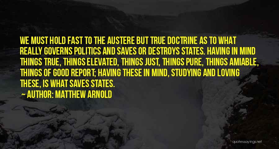 Matthew Arnold Quotes 2012633