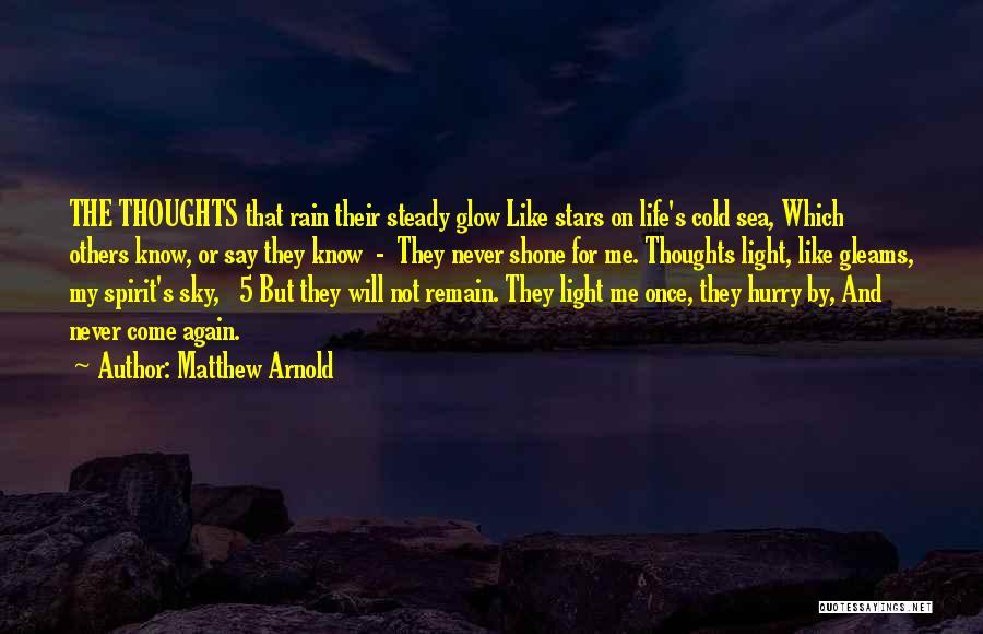 Matthew Arnold Quotes 2245481