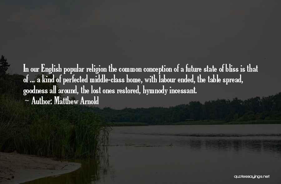 Matthew Arnold Quotes 2255674