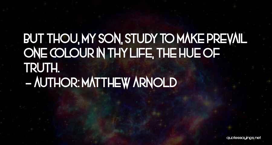 Matthew Arnold Quotes 2260394