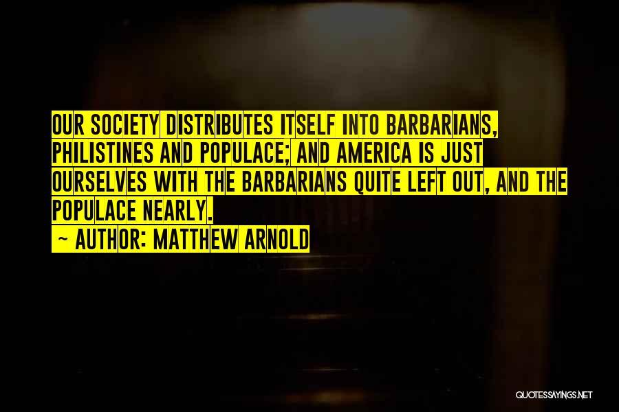 Matthew Arnold Quotes 288131