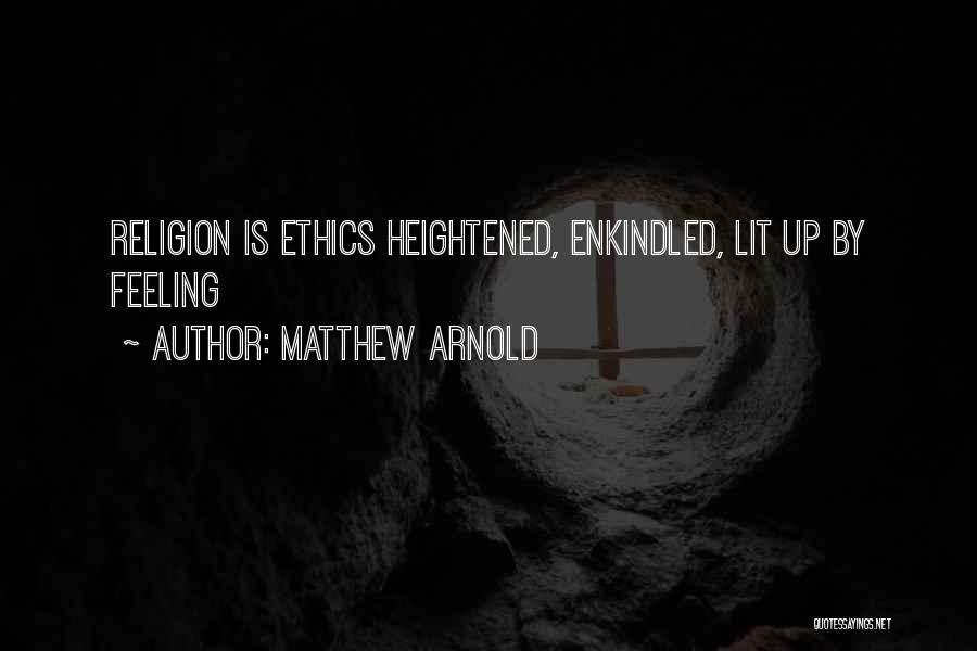 Matthew Arnold Quotes 361486