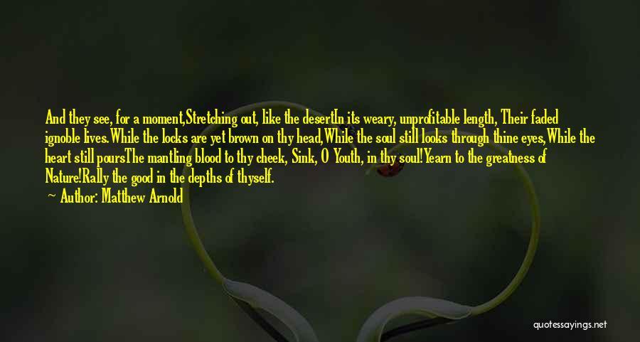 Matthew Arnold Quotes 378711