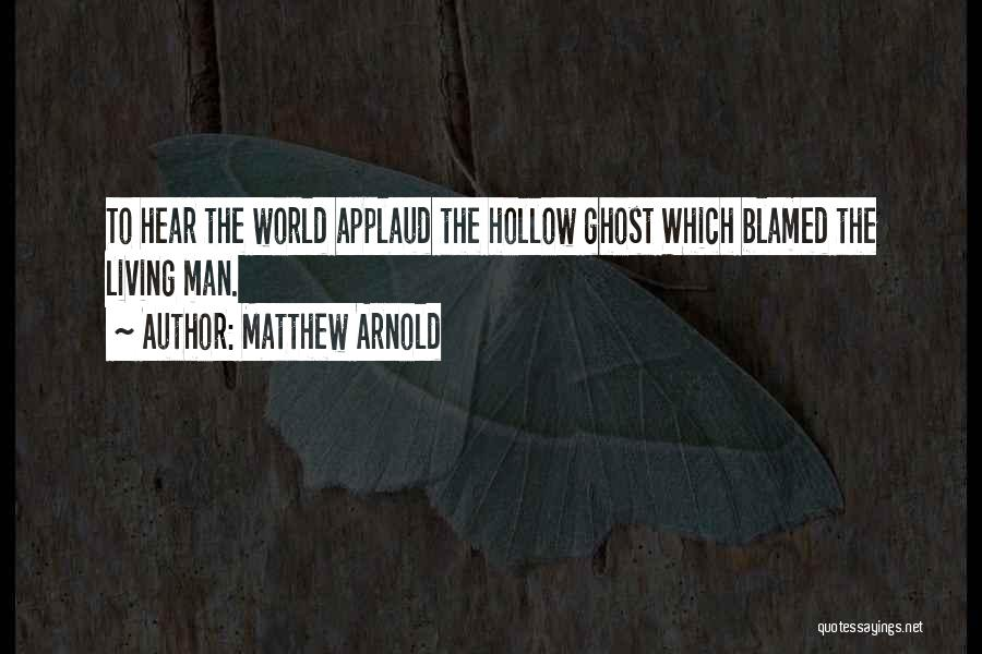 Matthew Arnold Quotes 524442