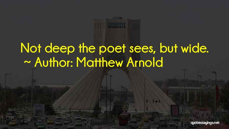 Matthew Arnold Quotes 758773