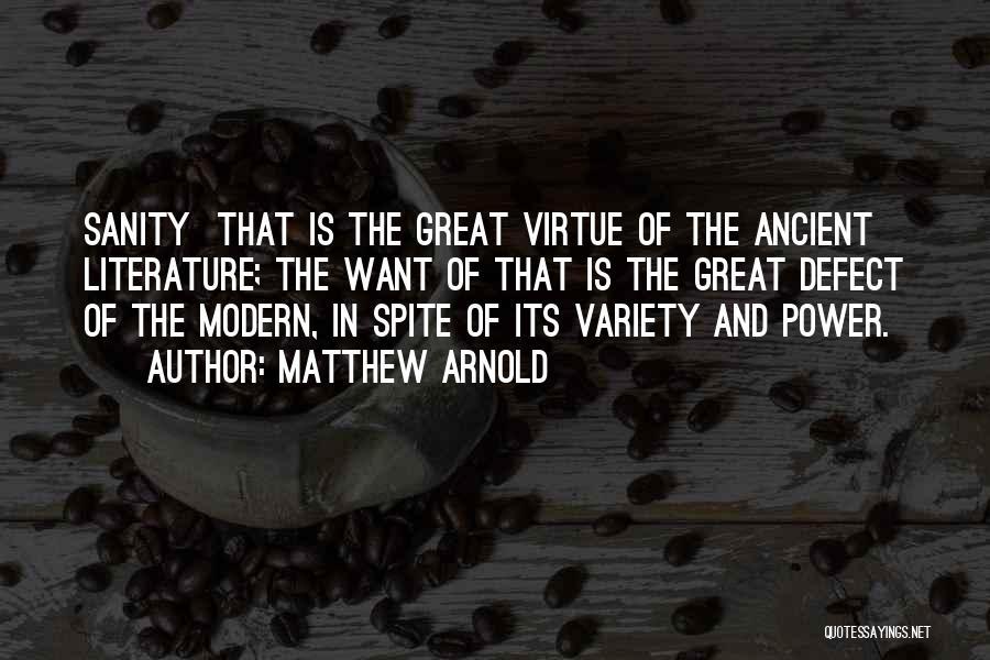 Matthew Arnold Quotes 798826