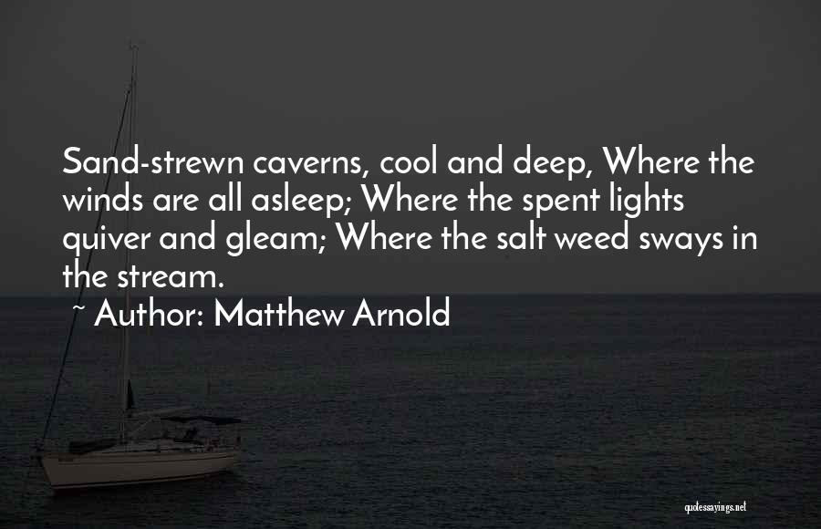 Matthew Arnold Quotes 811576