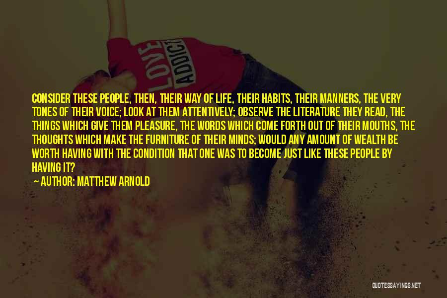Matthew Arnold Quotes 825705