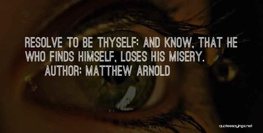 Matthew Arnold Quotes 889090