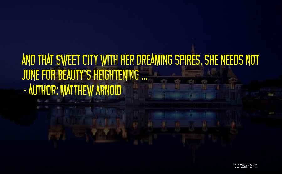 Matthew Arnold Quotes 929307
