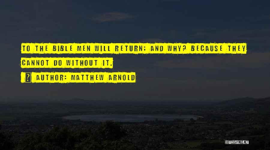 Matthew Arnold Quotes 972505