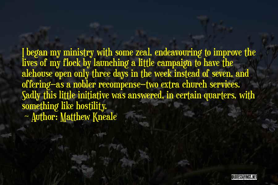 Matthew Kneale Quotes 2075284