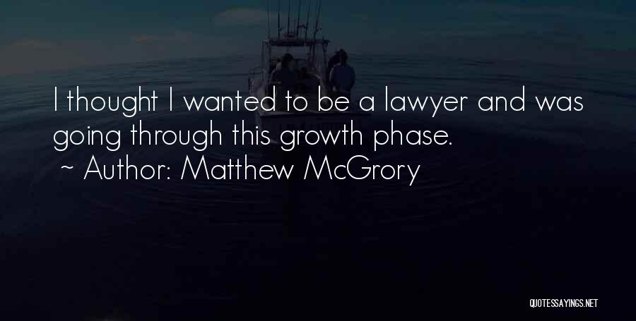 Matthew McGrory Quotes 898365