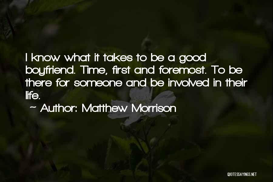 Matthew Morrison Quotes 1889129