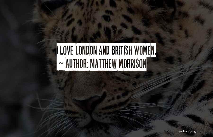 Matthew Morrison Quotes 2204177