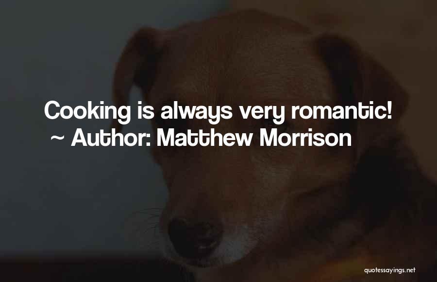 Matthew Morrison Quotes 344191