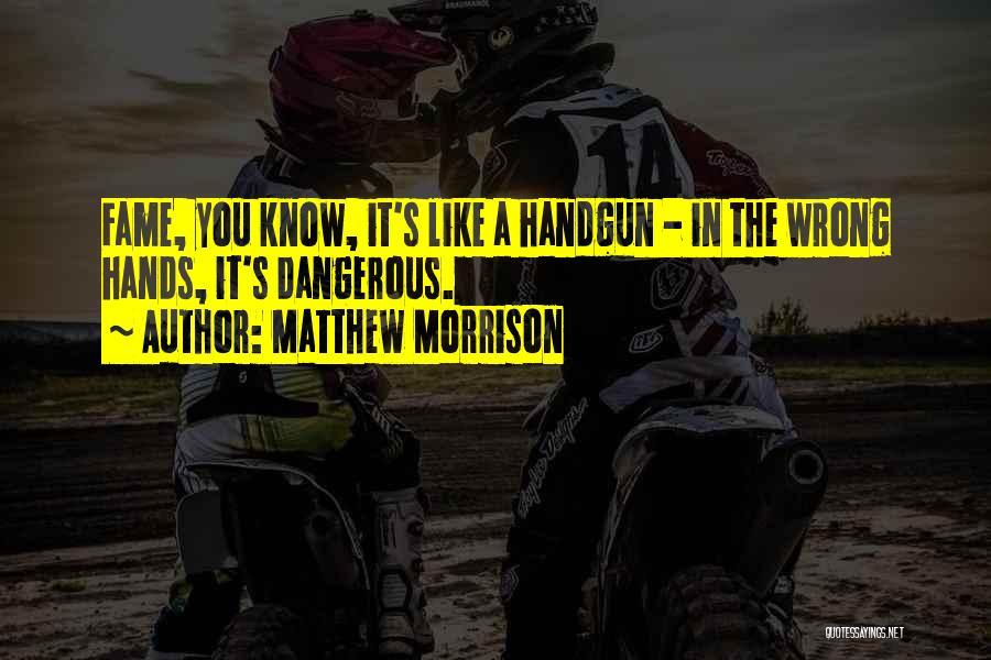 Matthew Morrison Quotes 409498