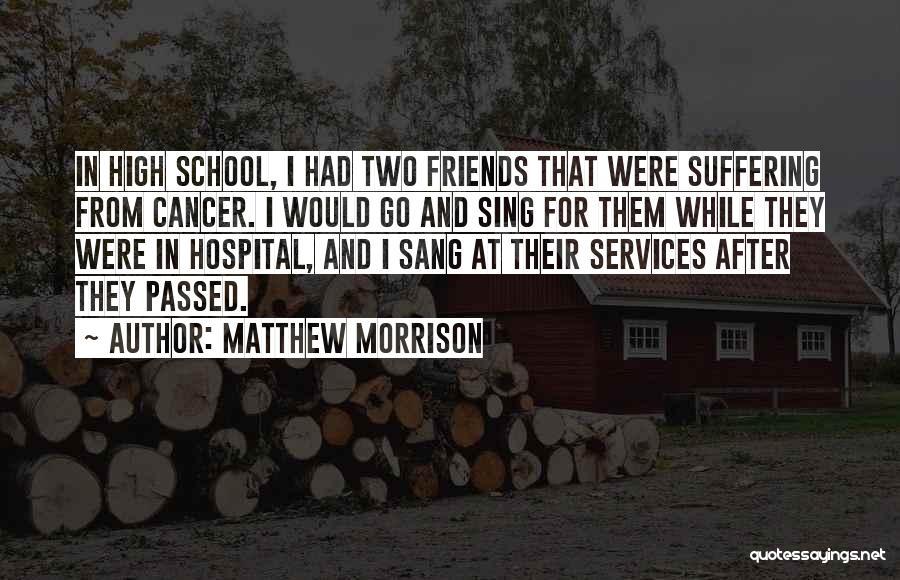 Matthew Morrison Quotes 546327