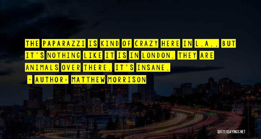 Matthew Morrison Quotes 858822