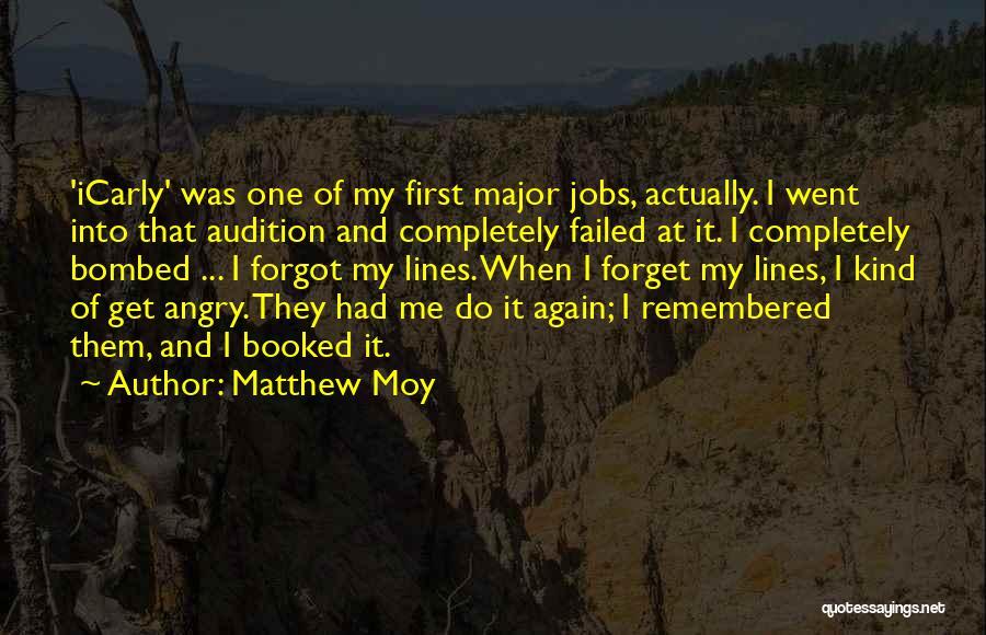 Matthew Moy Quotes 1796307