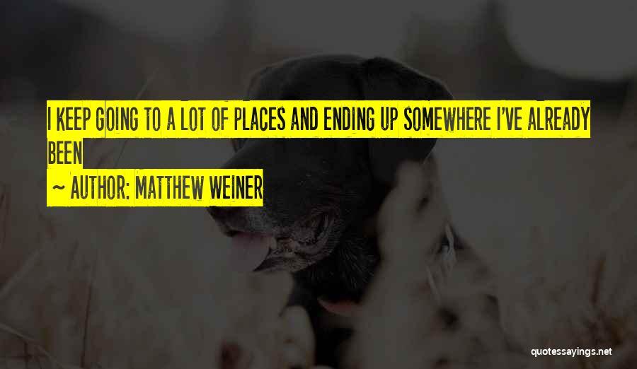 Matthew Weiner Quotes 1058997