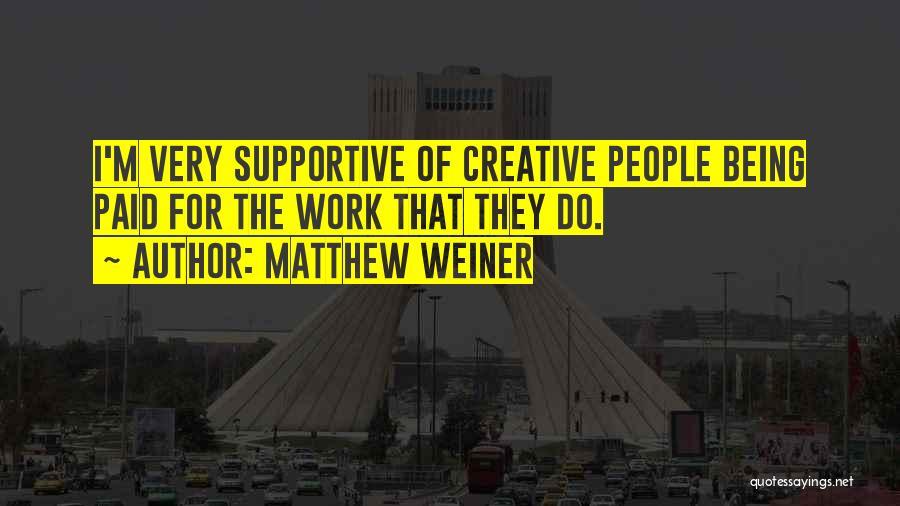Matthew Weiner Quotes 1906821
