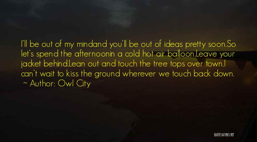 Maui Wowie Quotes By Owl City