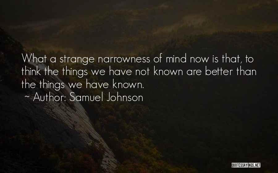 Maui Wowie Quotes By Samuel Johnson