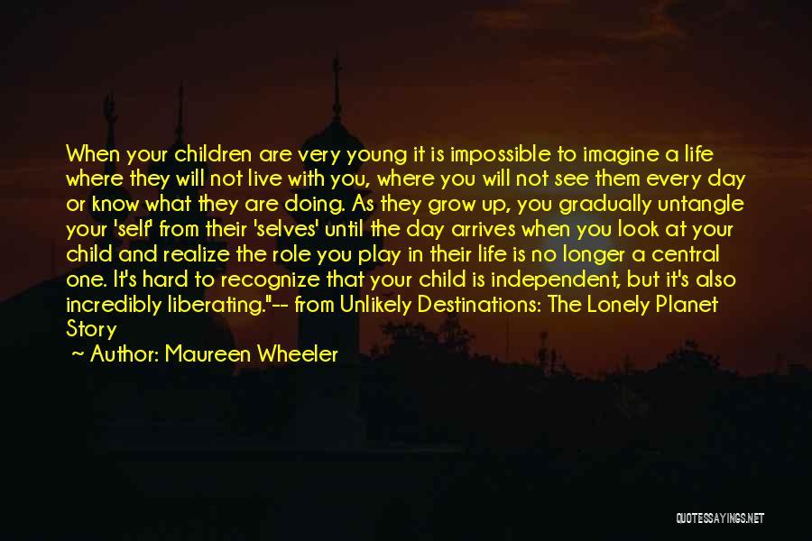 Maureen Wheeler Quotes 1182599