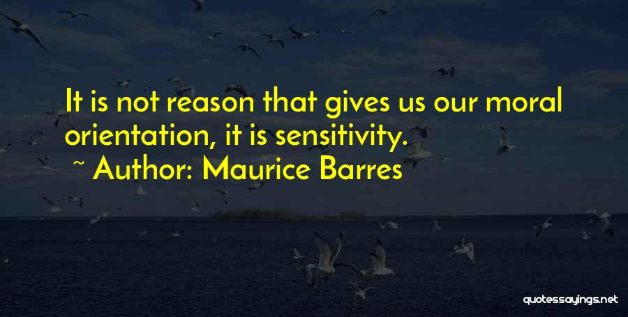 Maurice Barres Quotes 217907