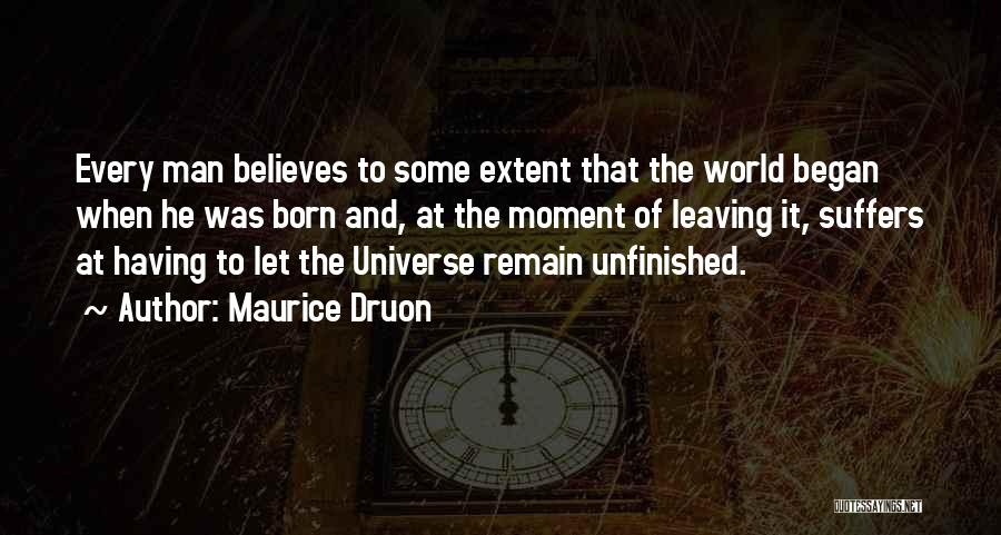 Maurice Druon Quotes 1174952