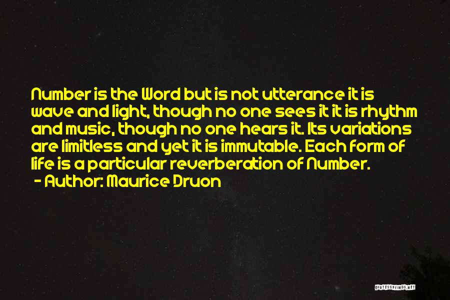 Maurice Druon Quotes 1539377