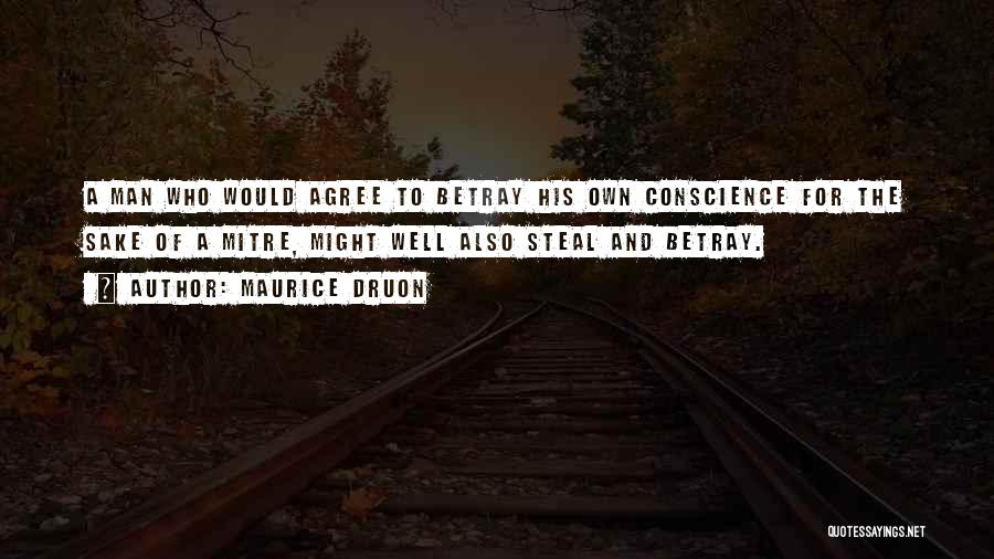 Maurice Druon Quotes 971188