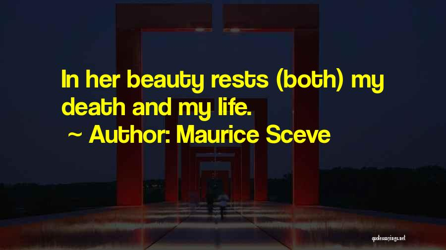 Maurice Sceve Quotes 898766
