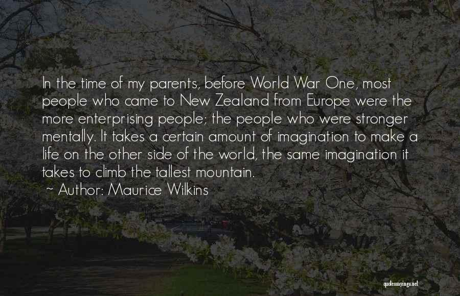 Maurice Wilkins Quotes 1583159
