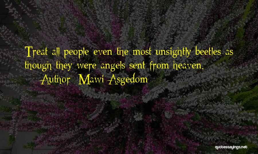 Mawi Asgedom Quotes 1798239