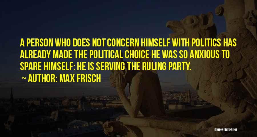 Max Frisch Quotes 1098950