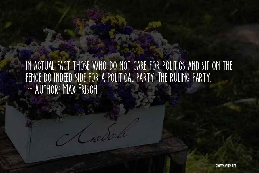 Max Frisch Quotes 1188195