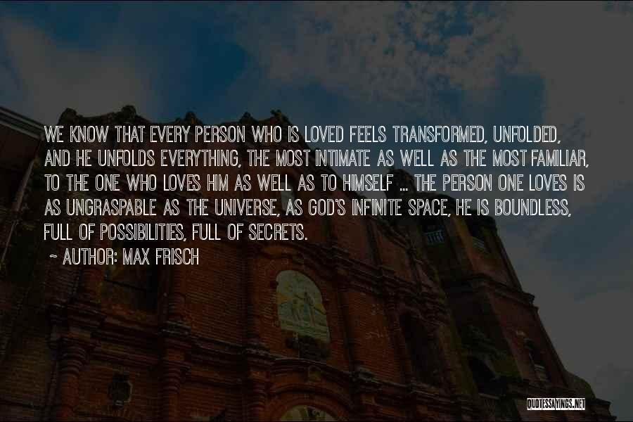 Max Frisch Quotes 1389787