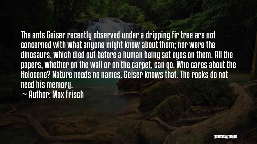 Max Frisch Quotes 1754013