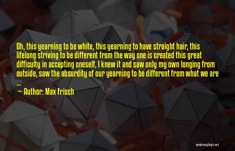 Max Frisch Quotes 1903550