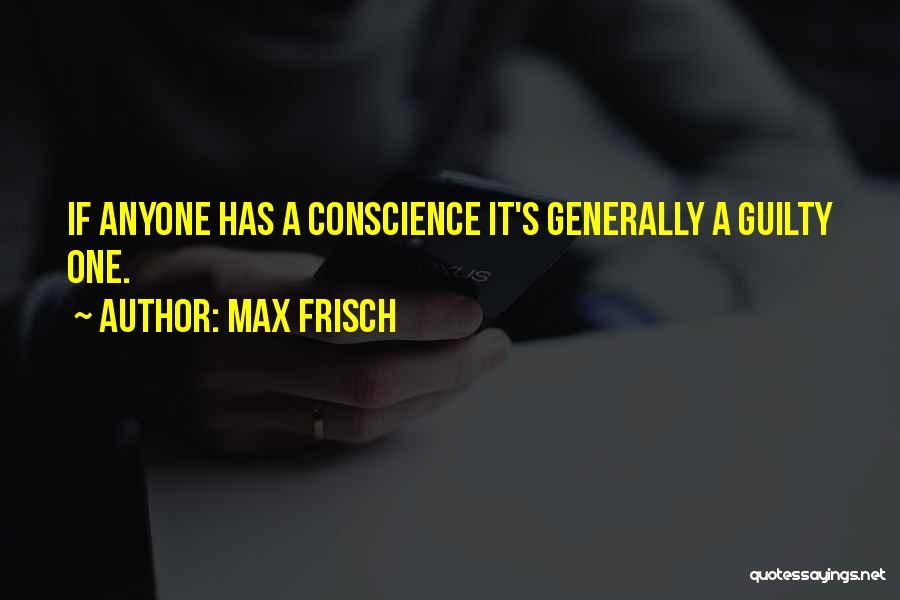 Max Frisch Quotes 460178