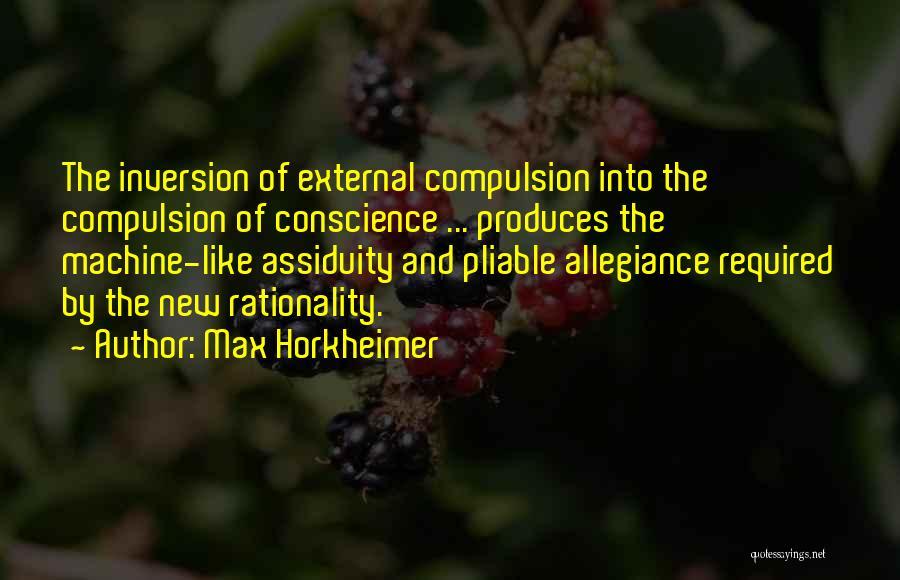 Max Horkheimer Quotes 1042911
