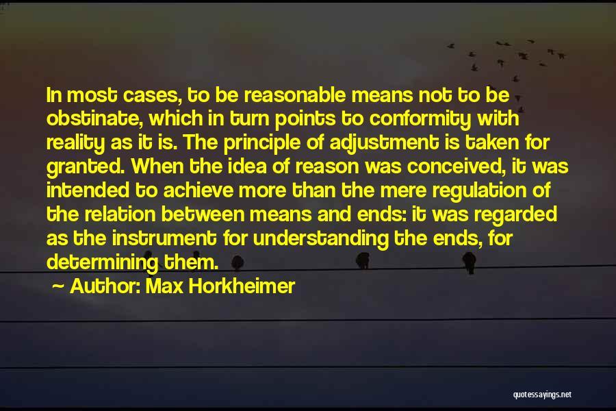 Max Horkheimer Quotes 1835185